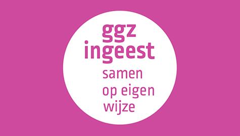 The GGZ Ingeest logo