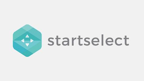 The Startselect logo